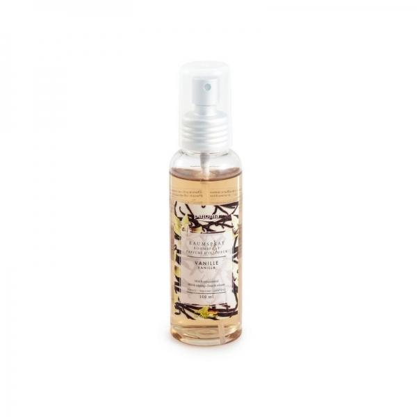 spray parfum d 39 ambiance 100 ml vanille maison sucr e. Black Bedroom Furniture Sets. Home Design Ideas